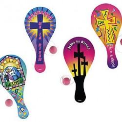 Game Paddleball Religious