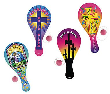 Game Paddleball Religious