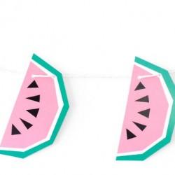 Garland Geo Watermelon