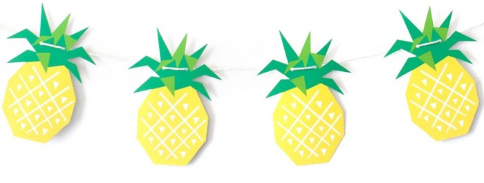 Garland Geo Pineapple