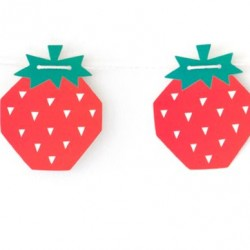 Garland Geo Strawberry