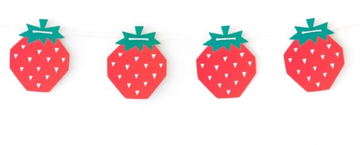 Garland Geo Strawberry
