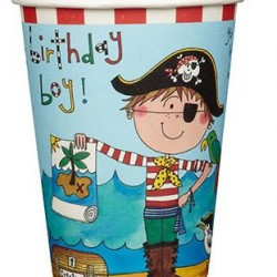 Pirate Party Cups Rachel Ellen