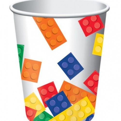 Building Block Party Cups