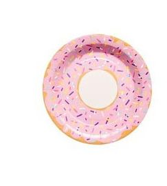 Donut Sprinkle & Pretzel