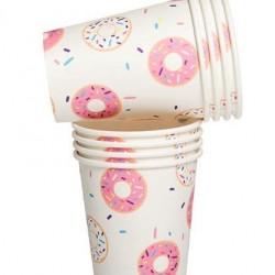 Donut Sprinkle Cups