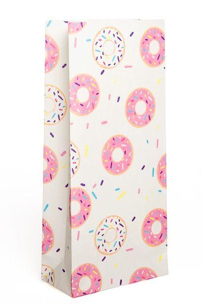 Donut Sprinkle Treat Bags
