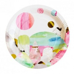 Laura Blythman Art Series Plates