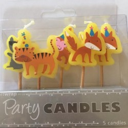 Candles Party Animal