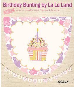 Birthday Bunting Kit