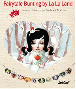 Fairytale Bunting Kit