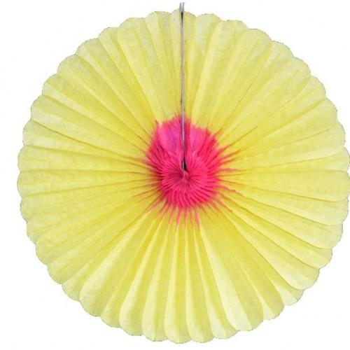 Yellow Hawaiian Paper Daisy