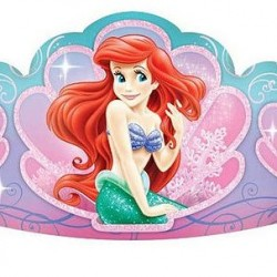 Disney Little Mermaid Tiaras