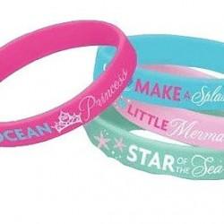Disney Little Mermaid Wristbands