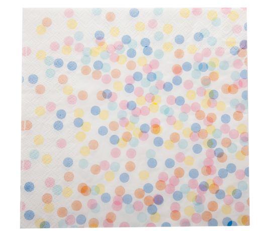 Confetti Dots Napkins