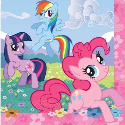 My Little Pony Friendship Napkins