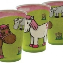 Pony Party Cups