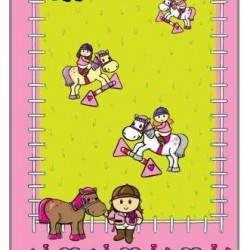Pony Party Tablecover