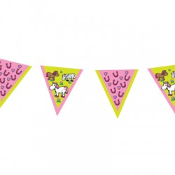 Pony Party Bunting