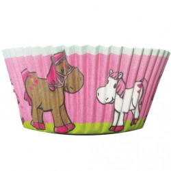 Pony Party Cupcake Cases