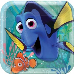 Disney Finding Dory Plates