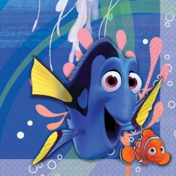 Disney Finding Dory Napkins