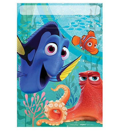 Disney Finding Dory Loot Bags