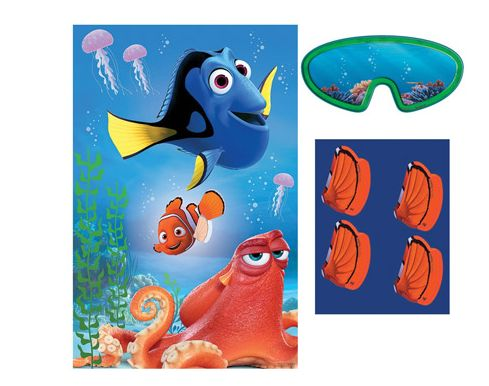 Disney Finding Dory Game