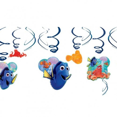 Disney Finding Dory Swirls