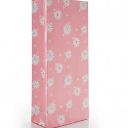Daisy Chain Pink Treat Bags