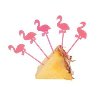 Flamingo Plastic Picks