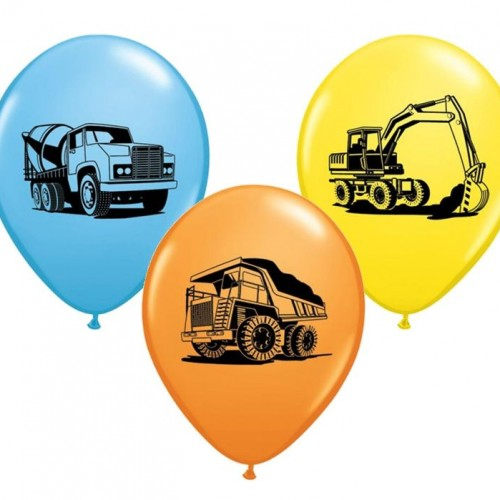 Construction Balloons