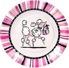 Parisian Pink Poodle Party Pack