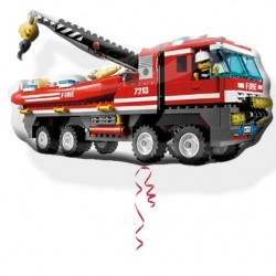 Fire Engine Lego City Balloon