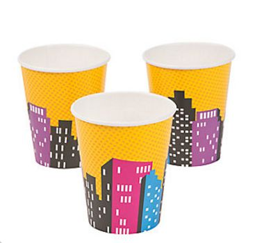 Super Girl Cups