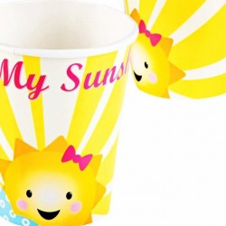 You Are My Sunshine Cups