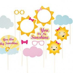 You Are My Sunshine Photo Props