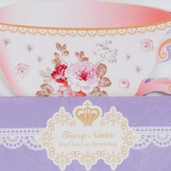 Tea Party Truly Scrumptious Invites