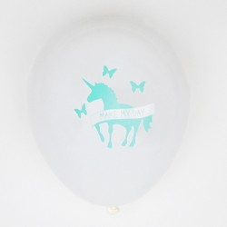Unicorn Party Balloons
