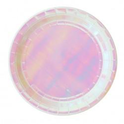 We Heart Iridescent Plates