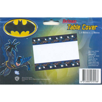 Batman Tablecover