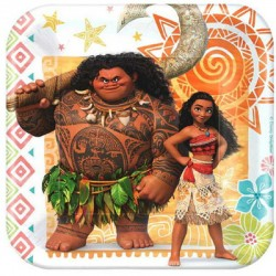 Disney Moana Small Plates