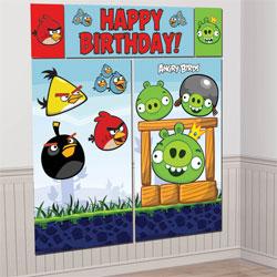 Angry Birds Scene Setter Kit