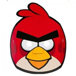 Angry Birds Masks